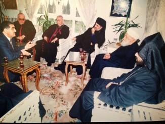 Dr.Salah Keftaro - Dialog për shkak të besimeve...