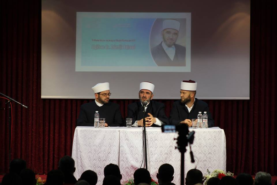 Dr. Zekerija Bajrami, tribunë mbi vlerat dhe kuptimet e Ramazanit