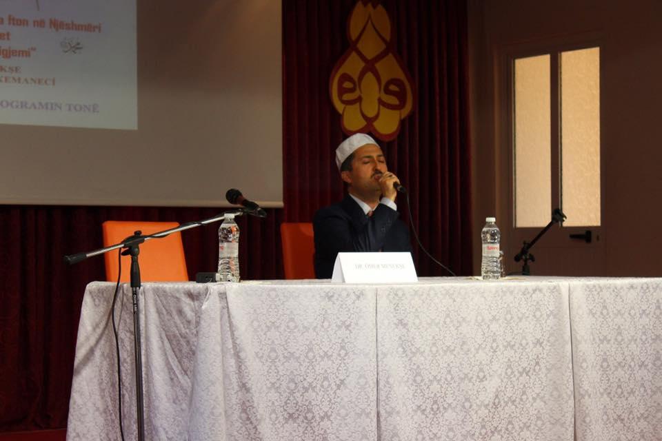 Aktivitet me vlera në kujtim të Hz. Muhammedit (a.s)