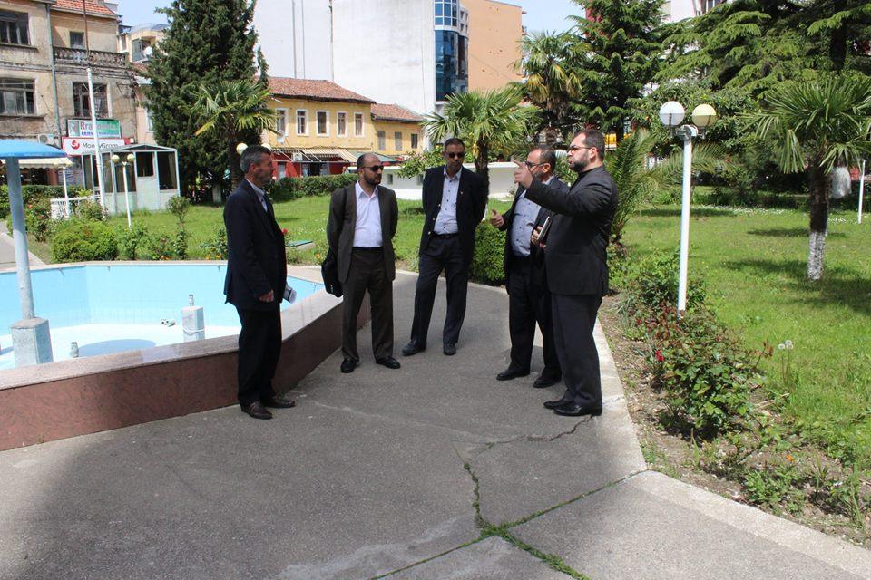 Vizitë pune e specialistëve të Bankës Islame për Zhvillim