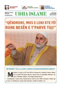 """Udha Islame"" - Nr. 164 Tetor 2016"