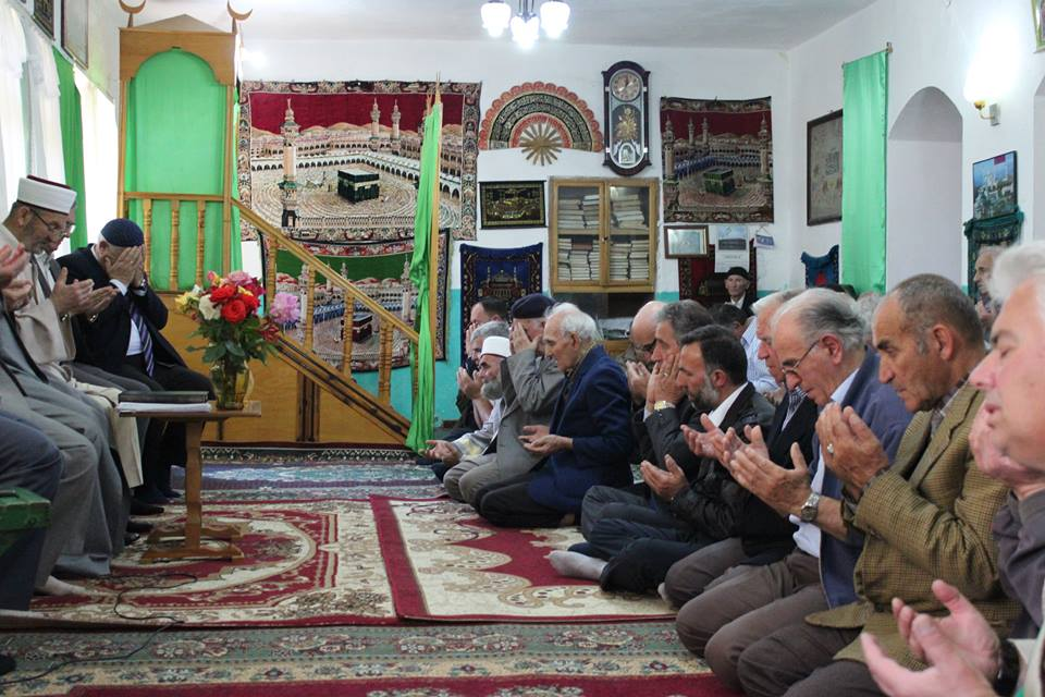 Aktivitet përkujtimor në nder të H. Hilmi Hoxhës