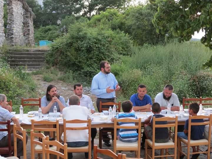 Një Mbrëmje Fetare vëllazërore në Zogaj