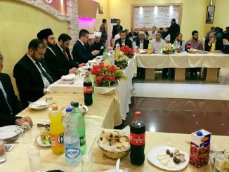 Iftar vëllazëror në mesin e imamëve të Prizrenit