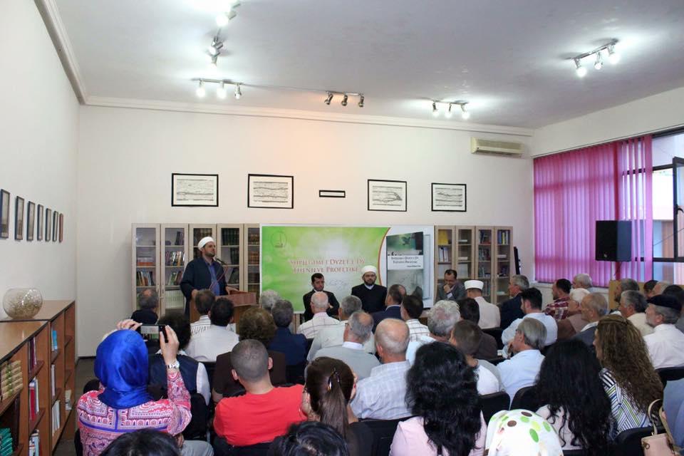 Promovohet libri i ri nga Imam Didmar Faja