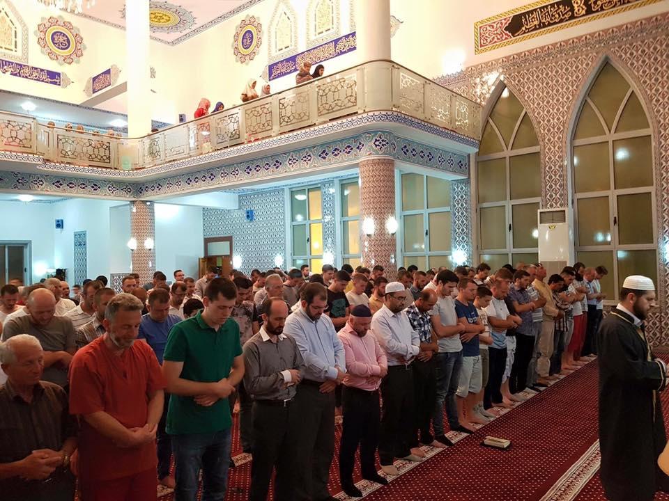 Vizitorë të nderuar nga Arabia Saudite dhe Turqia