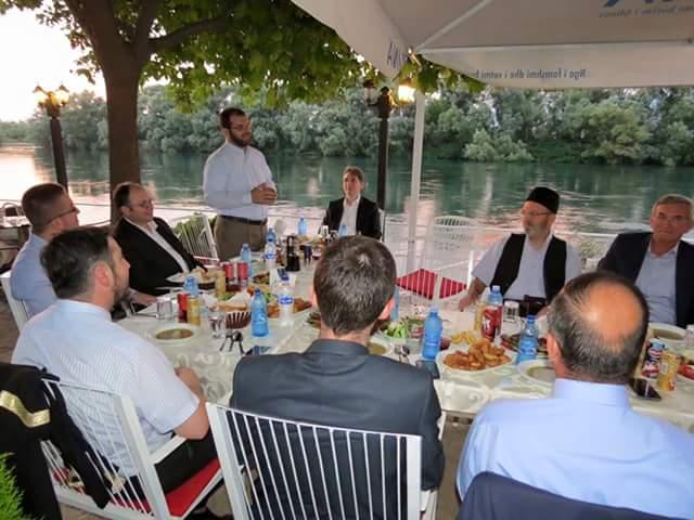 Iftari tradicional i myftinive Shkodër, Prizren dhe Ulqin