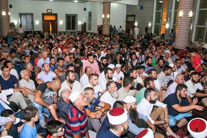 Vizita historike e Imamit të Qabes së Madhueshme në Shkodër