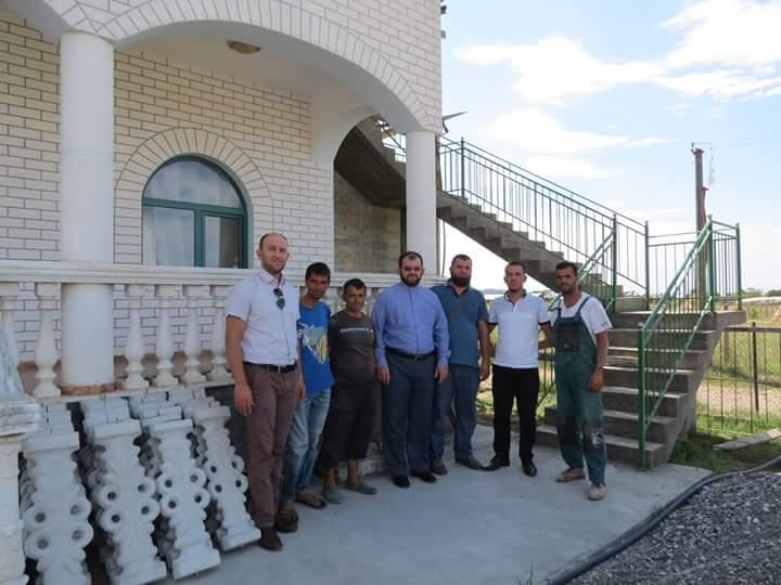 Fshati i Ri, në rrugë të mbarë minarja e re e xhamisë