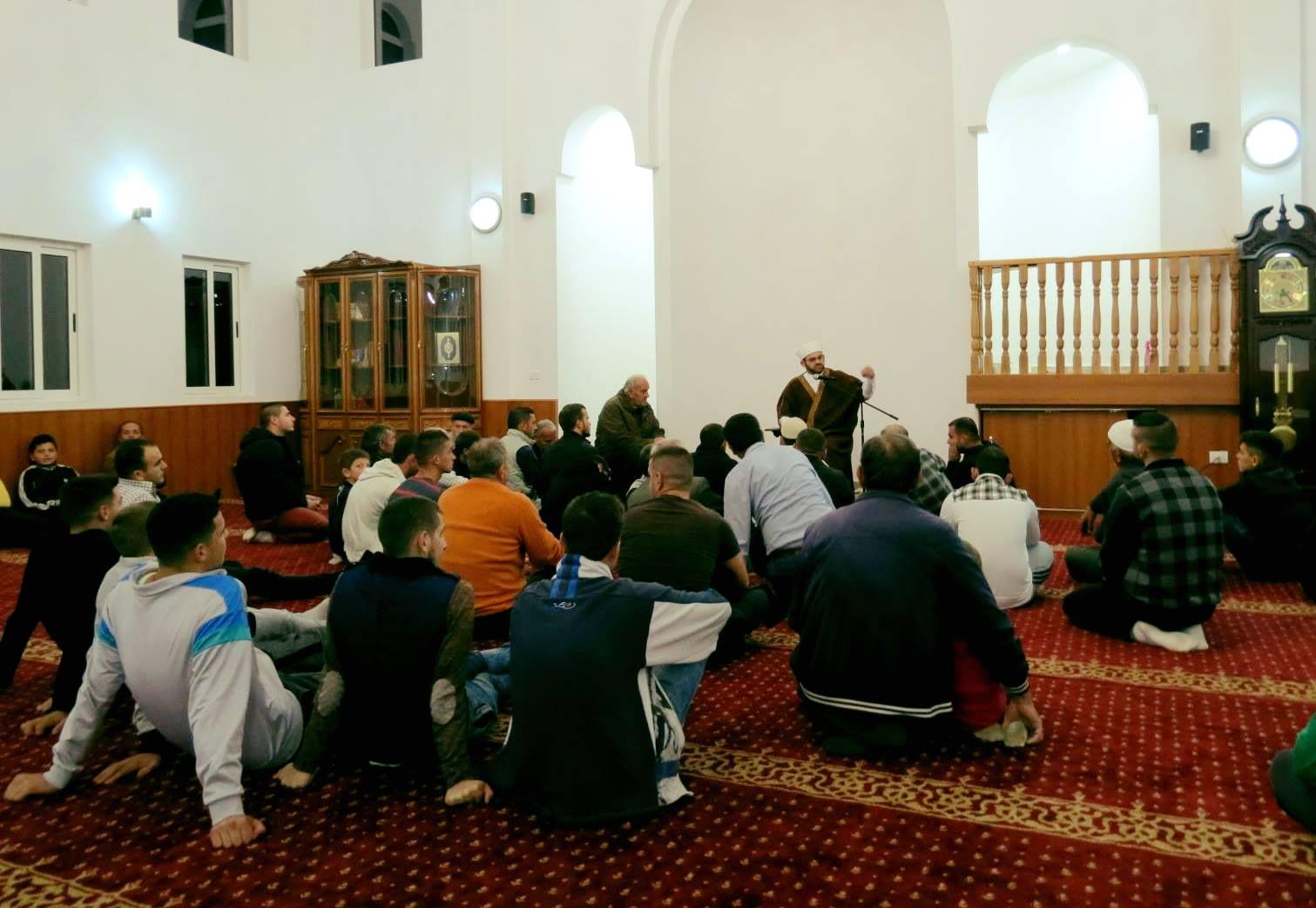 Kullaj, Myftiu nxit përhapjen e Thirrjes Islame