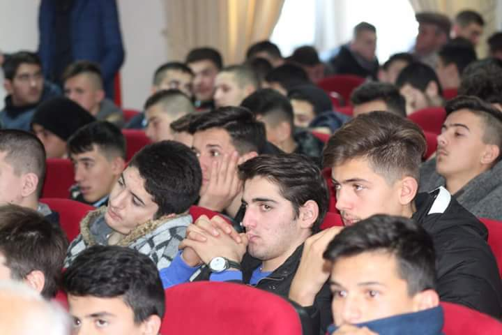 """""""Në gjurmët e Resulull-llahut (a.s)…"""", me nxënësit e Medresesë """"Haxhi Sheh Shamia"""""""