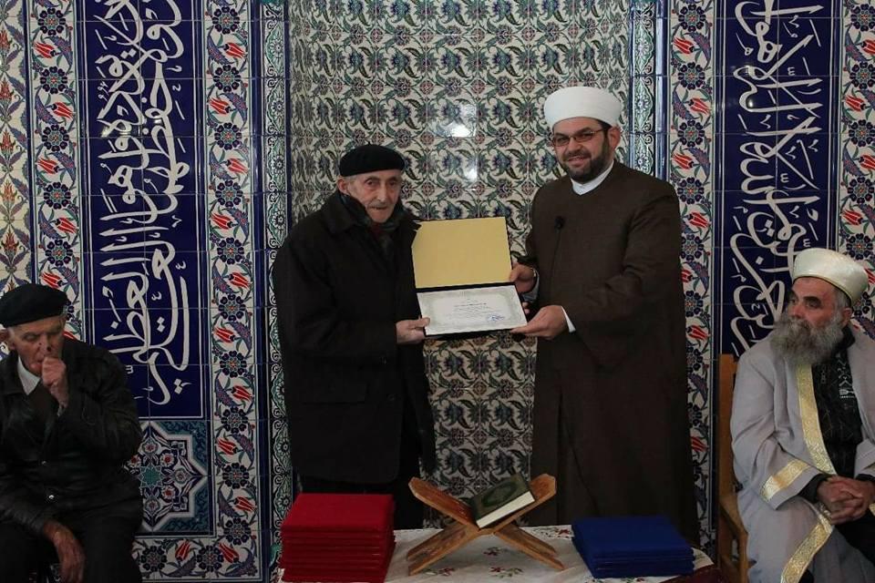 Nderohen imamë dhe muezinë shkodranë ndër vite