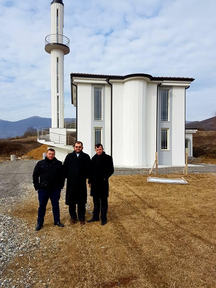 Drejt përfundimit xhamia e re në Shtuf