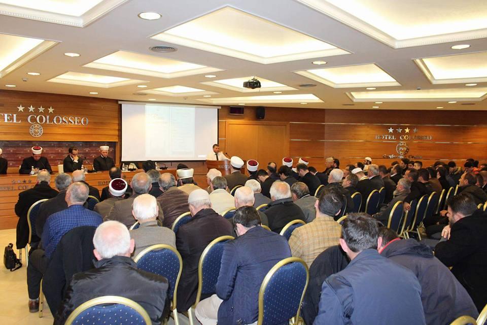 U zhvillua konferenca e 6-të vjetore e imamëve të Shkodrës