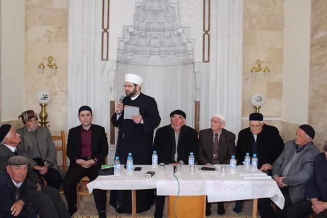 Tubim me vlera besimi në xhaminë e Trushit