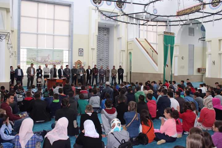 U zhvillua konkursi i 7-të vjetor i kurseve fetare të Myftinisë Shkodër