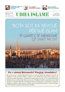 """Udha Islame"" - Nr. 169, mars 2017"