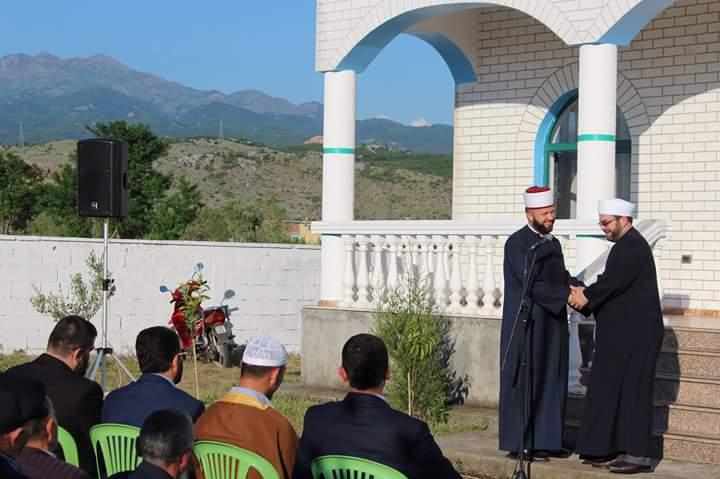 Fshati i Ri, u përurua minarja e xhamisë