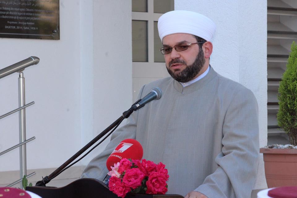"""Xhamia e """"Dy Vajzave"""", vijojnë ligjëratat në prag të Ramazanit 1438"""