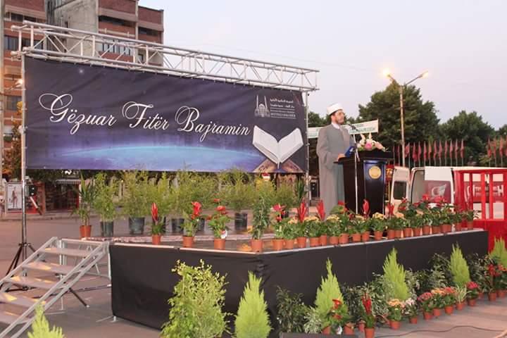 Festohet me madhështi Fitër Bajrami 1438