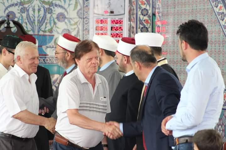 Vizitorë të shumtë urojnë Fitër Bajramin 1438