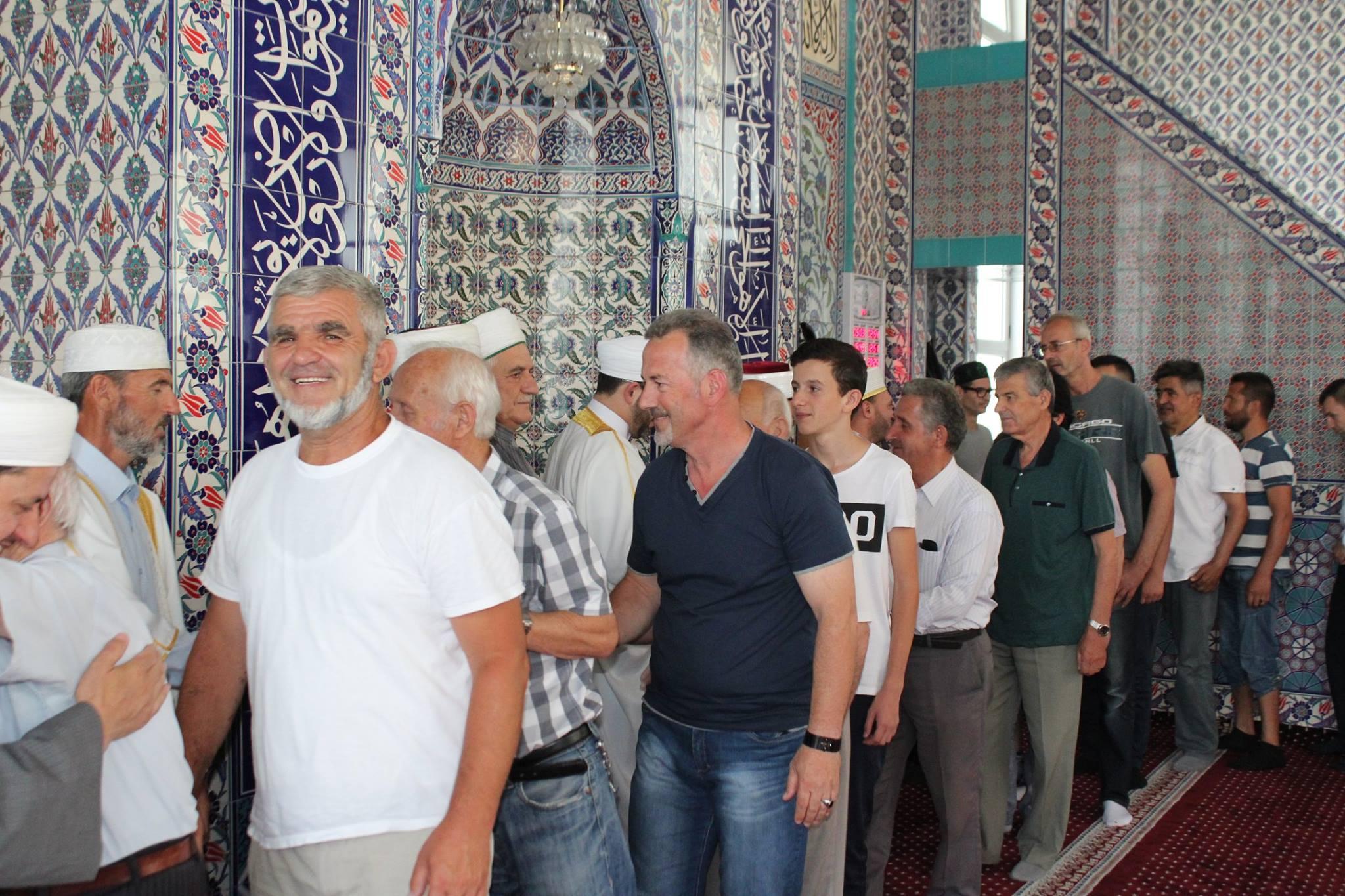Ceremonia e plotësimit të Hatmes Sherife