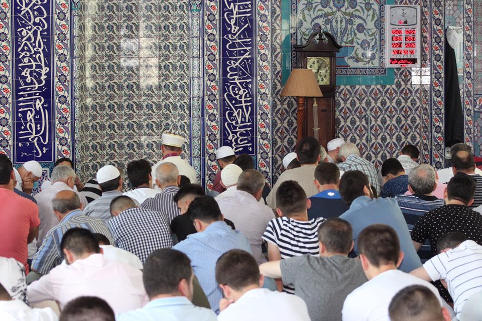 Myftiu mbajti hytben e fundit të Ramazanit 1438