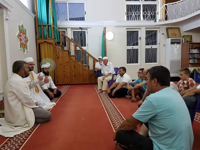 Myftiu lajmëroi ndryshimin e imamit të xhamisë Tophanë