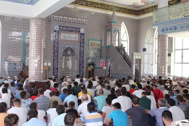 Lutje masive për pendim dhe falje në të gjitha xhamitë e Shkodrës