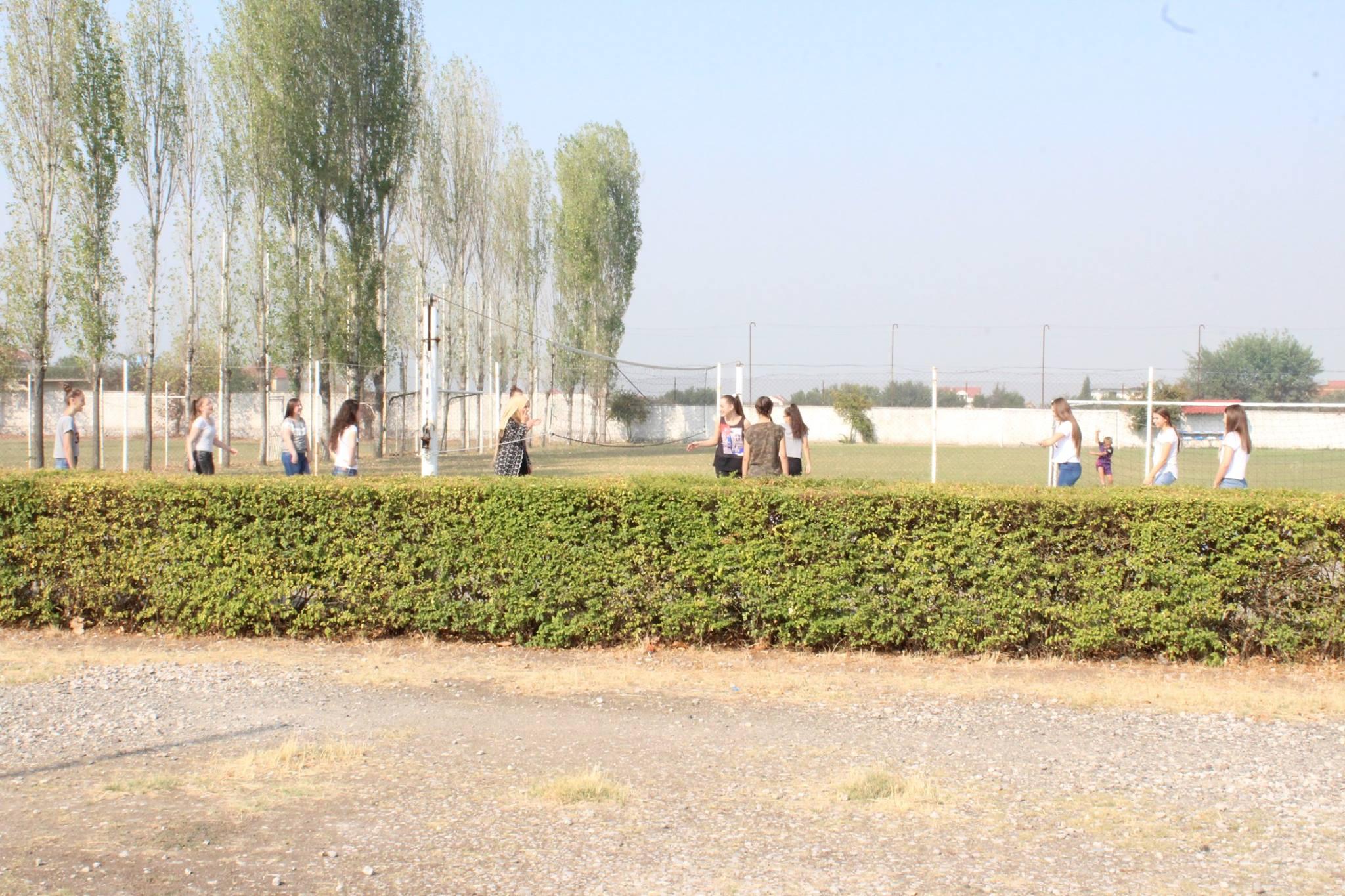 Aktivitet veror me nxënësit e mejtepeve