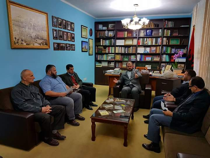 Takim mbi problematikat e punës në Myftininë e Shkodrës