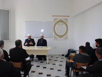 Këshilla vëllazërore me imamët e Malësisë së Madhe