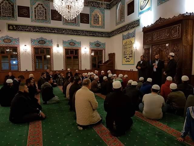 Vizitë vëllazërore e Myftiut dhe imamëve të Kavajës