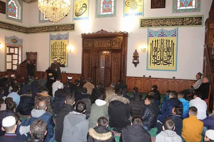 Përkujtohet Lindja e Begatë e Hz. Muhammedit (a.s)