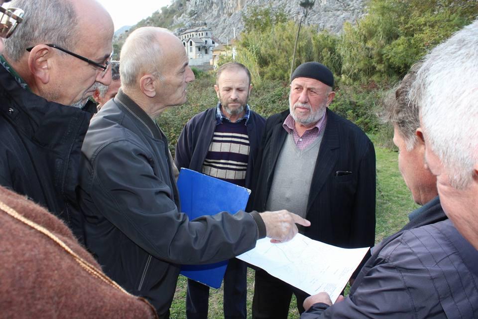 """Myftiu: """"Fusha e Tabakut, vakëf shekullor i muslimanëve të Shkodrës!"""""""