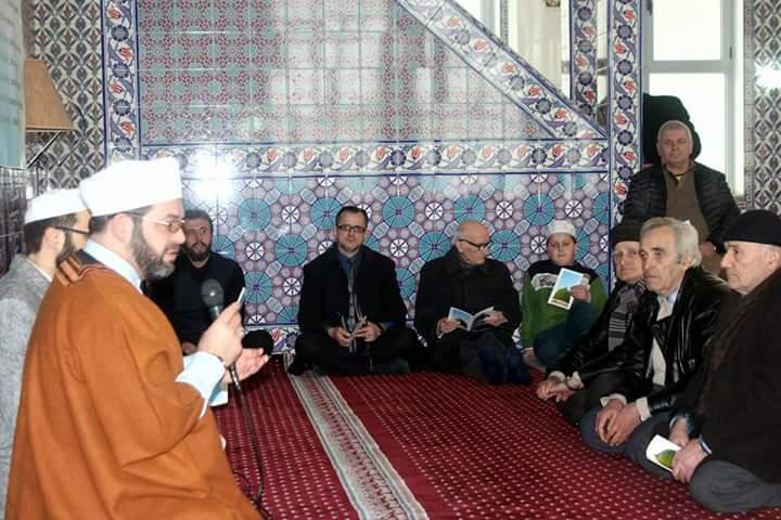 """Nisi cikli i ri i mexhliseve të hadithit, """"Zekati i diturisë"""""""