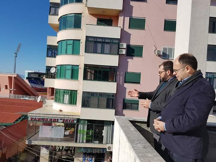 Kryetari i KMSh inspektoi vakëfet në Zdralej