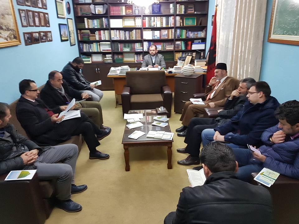 Këshilli i Myftinisë diskutoi mbi aktivitetin dhe sfidat e vitit