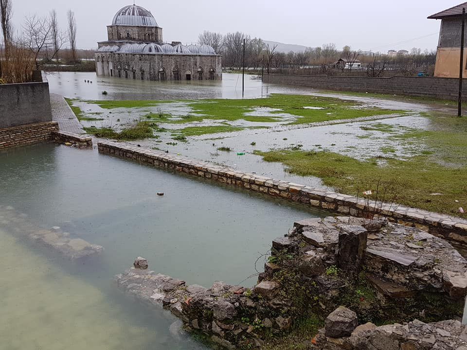 Myftiu apelon për më shumë përgjegjësi në raport me gjendjen e përmbytjes