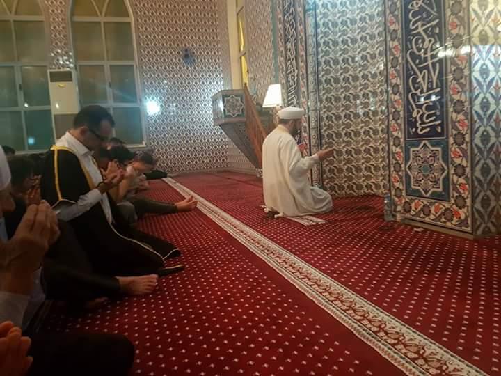 Nata e Kadrit, rinia tejmbush xhamitë e Shkodrës