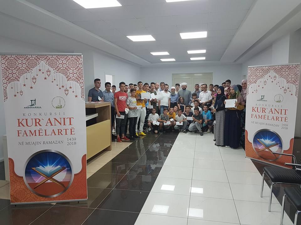 Konkursi i Kur'anit, si një veçori e Muajit Ramazan