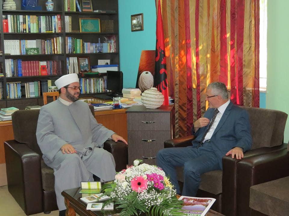 Në rahmet të All-llahut Mr. Muhidin Ahmeti