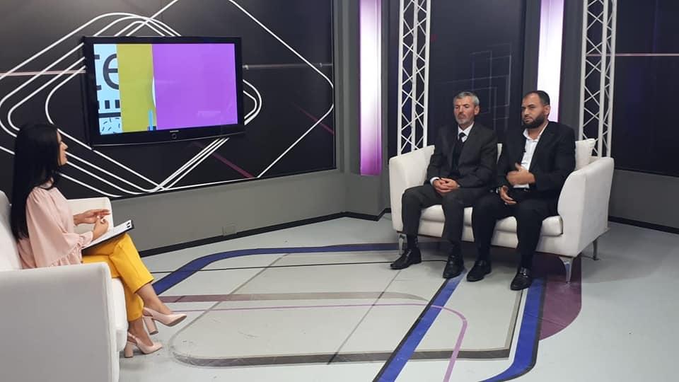 Përshpirtje nga Haxhi i sivjetshëm në Tv1 Channel