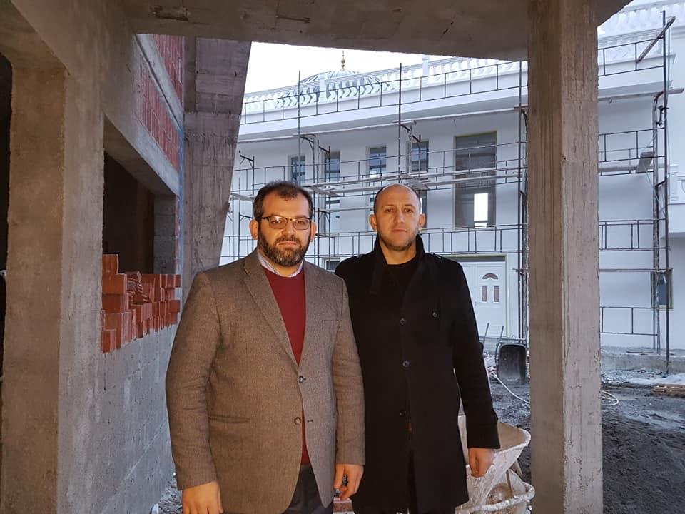 Në rrugë të mbarë xhamia dhe qendra kulturore në Oblikë