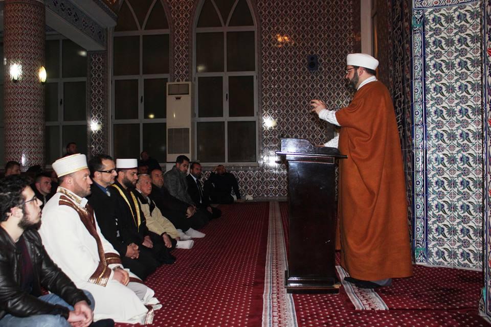 Ligjërata me dobi mbi kuptimet dhe dobitë e Muajve të Shenjtë