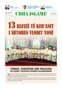 """Gazeta """"Udha Islame"""" - Nr. 199, Shtator 2019"""
