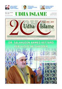 """Udha Islame"" - Nr. 200, Tetor 2019"