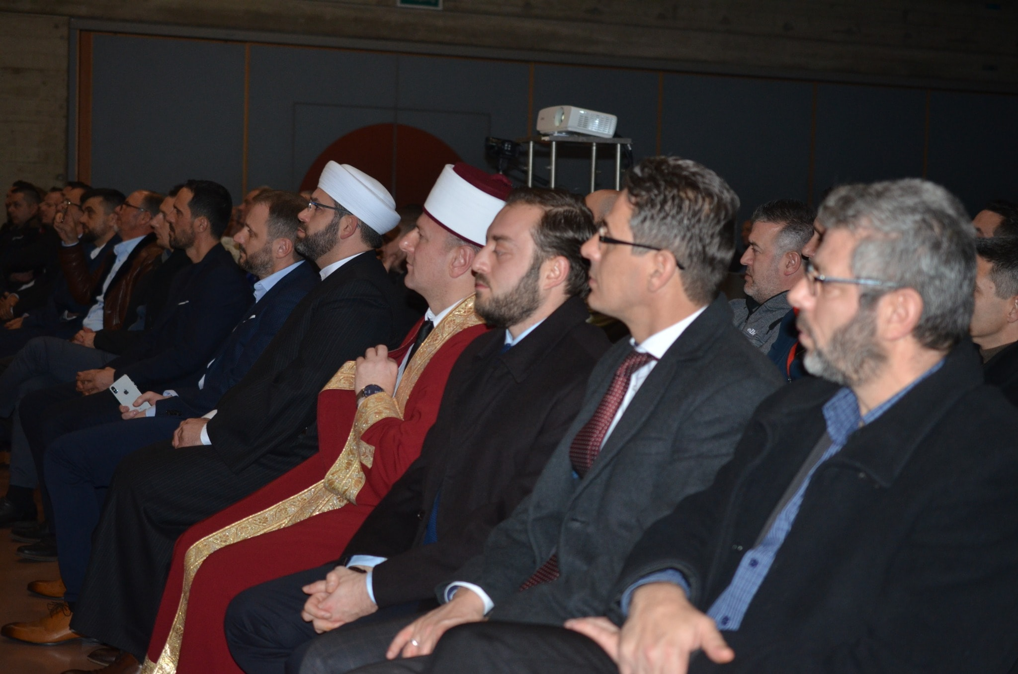 """Myftiu mori pjesë në Mevludin e Xhamisë """"Buhara"""" në Sulgen të Zvicrës"""