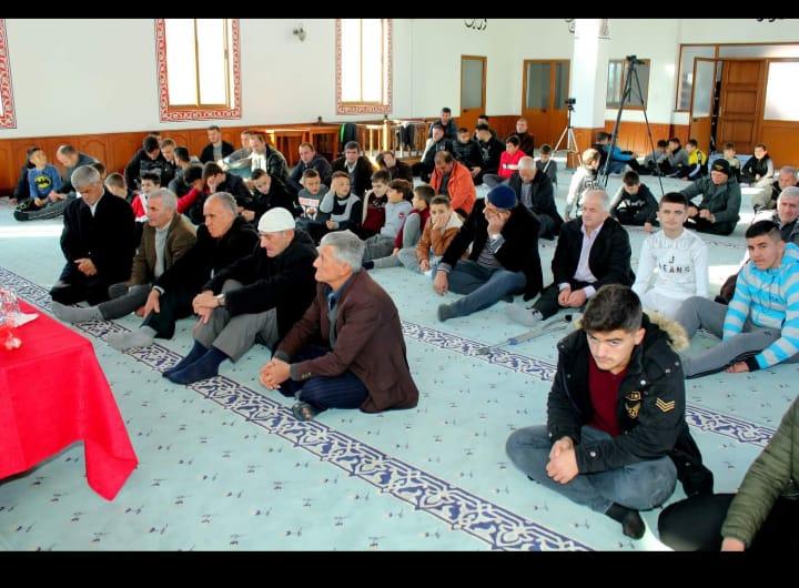 Përkujtohet Mevludi Sherifë në xhaminë e Barbullushit