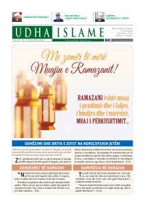 """Udha Islame"" - Nr. 206, Prill 2020"